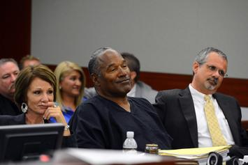O.J. Simpson Has $100M Lawsuit On The Way For Las Vegas Resort That Banned Him
