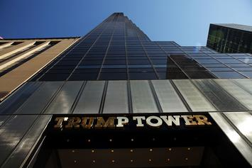 Trump Tower Fire Leaves 2 Injured After Building System Mishap