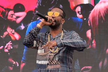 Juicy J Says New Mixtape, Produced By $UICIDEBOY$, Is Coming Soon
