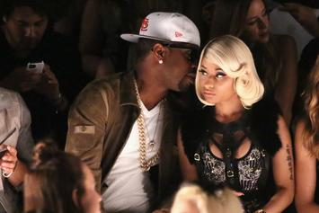 Nicki Minaj May Have Been Shouted-Out By Safaree Samuels During A Live Show