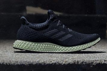 Adidas Announces Futurecraft 4D Release Details