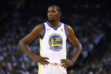 Kevin Durant Intends To Own NBA Team After Career Is Over