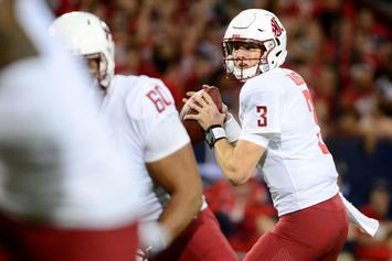 Washington State QB Tyler Hilinski Found Dead In Apparent Suicide