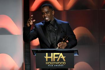 """Diddy Insists He & 50 Cent Have No Beef, Claims Fif """"Loves"""" Him"""