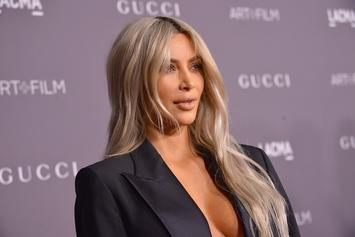 Those Kim Kardashian Louis Vuitton-Themed Baby Name Rumors Are False