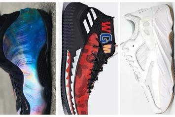 Most Anticipated Sneakers Dropping In 2018