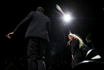 Are Jay-Z & Beyoncé About To Announce A Joint Tour?