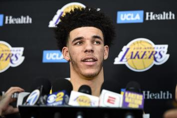 Lonzo Ball Announces His First Rap Concert Will Be In Lithuania This Summer