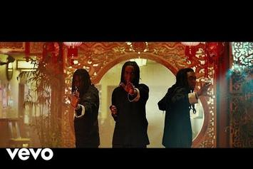 "Migos Launch Offical Video For ""Stir Fry"""