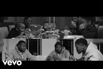 "Fabolous and Jadakiss Come Through With ""Soul Food"" Music Video"