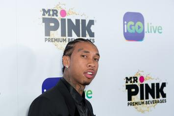 Tyga Wanted After Failure To Pay Injured Fan: Report