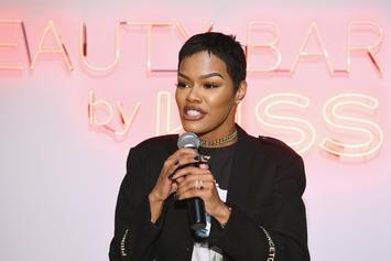 Teyana Taylor's Next Album Is Done & Executive Produced By Kanye West