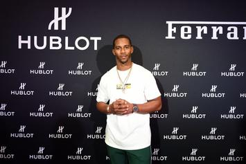 Victor Cruz Shows Off New Air Force 1 Collab