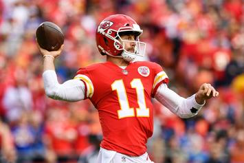 Kansas City Chiefs Agree To Trade QB Alex Smith To Washington Redskins