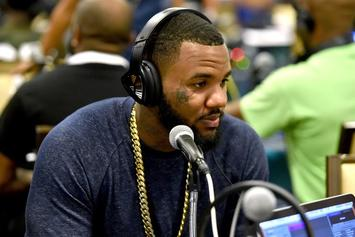 The Game Mourns His Father's Death With Heartfelt Message