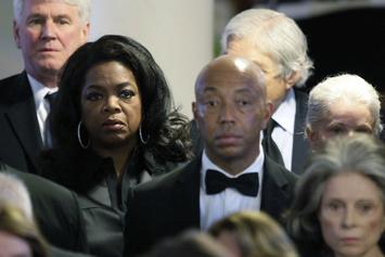 Russell Simmons Cut From Oprah Winfrey's Spirituality Book