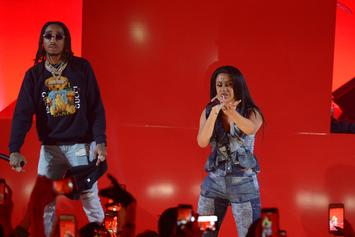 "Quavo Calls Cardi B ""The Girl Version Of Migos"""