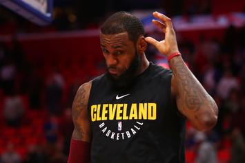 LeBron James Comments On Warriors Rumors