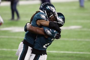 Philadelphia Eagles Claim First Super Bowl Win In Franchise History