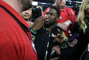 Kevin Hart Comments On His Drunken Super Bowl Shenanigans