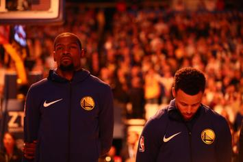 """Warriors Looking To """"Beef Up Their Bench"""" Before NBA Trade Deadline"""