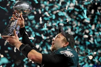 Philadelphia Eagles Super Bowl Parade: Live Stream