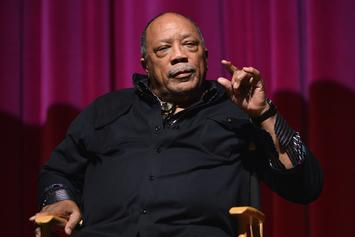 Quincy Jones Interview Is A PG-13 Version Of The Conversation