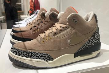 More Justin Timberlake x Air Jordan 3s Unveiled At NYC Pop-Up
