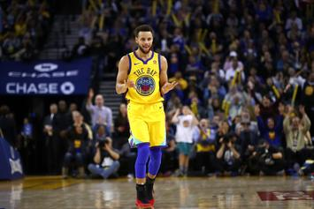Under Armour Unveils Steph Curry's All-Star Game Sneakers