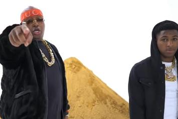 "E-40 Releases New Video For ""Straight Out The Dirt"" Feat. NBA Youngboy & Yo Gotti"