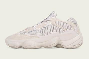 """Adidas Yeezy 500 """"Blush"""": Store List For This Weekend's Release"""