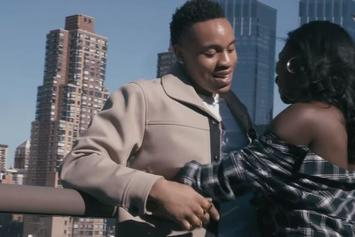 "Rotimi & His Girlfriend Hang Out At Central Park In New Video For ""Baecation"""