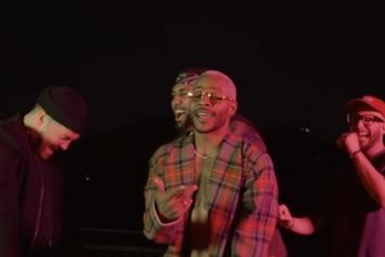 """LA Leakers Drop Off New Video For """"Face Time"""" Feat. Wale, AD & Eric Bellinger"""