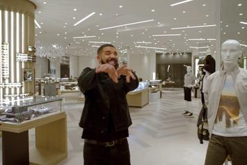 "Drake Spreads The Wealth In ""God's Plan"" Video"