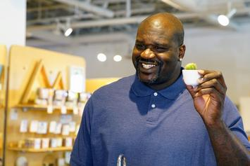 "Shaquille O'Neal's Classic 1994 Video Game ""Shaq Fu"" Gets Reboot"