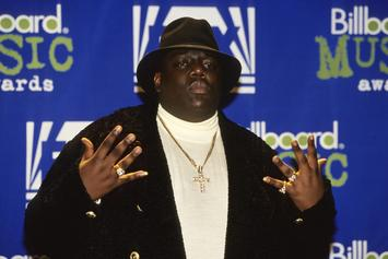 The Notorious B.I.G. Lands Fifth Album To Sell A Million Copies