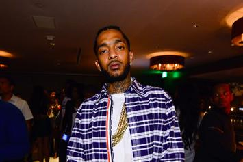 "Nipsey Hussle Questions LAPD For Towing His ""Victory Lap"" Brink's Truck"