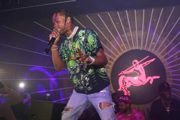 Travis Scott Performs Medley Of Hits At NBA All-Star Weekend