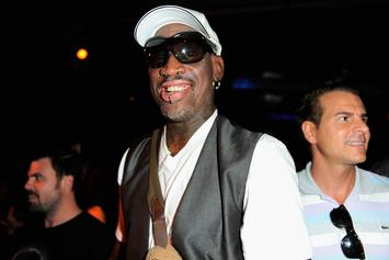 "Dennis Rodman On 30 Days Sober: ""I Want To See My Kids Grow Up"""