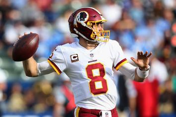 "New York Jets ""Willing To Pay Whatever It Takes"" For Kirk Cousins"