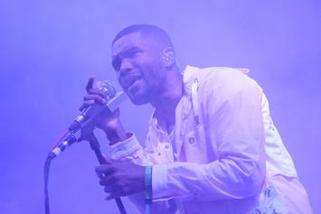 """Frank Ocean Sues Producer Over """"Blonde"""" Songwriting Credits: Report"""