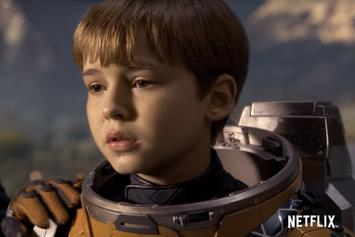 "Netflix Debuts Trailer For ""Lost In Space"" Reboot"