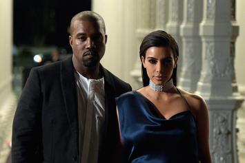Kim Kardashian Posts Throwback Picture Of Smiling Japan-Bound Kanye West