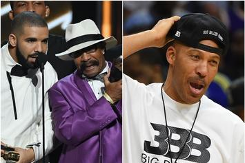 Drake's Dad Praises LaVar Ball For Speaking His Mind