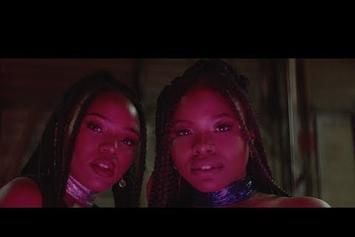 "GoldLink Joins Vanjess On ""Through Enough"""