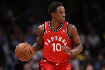 "DeMar DeRozan Opens Up About Depression: ""This Is Real Stuff"""
