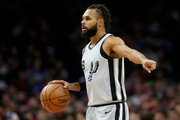 Cleveland Cavs Ban Fan Who Taunted Spurs Guard Patty Mills