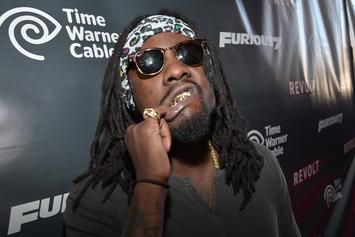 Wale Reportedly Cuts Ties With Atlantic Records