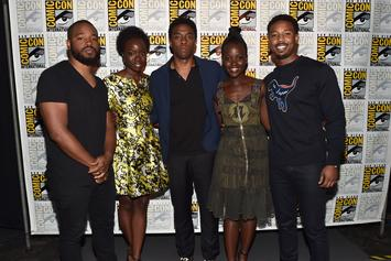 "Disney May Be In Talks To Create A ""Black Panther"" Roller Coaster Ride Soon"