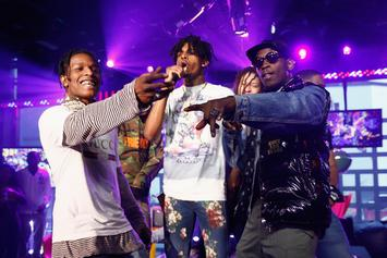 "A$AP Rocky & A$AP Mob Roast Nick Cannon On ""Wild N' Out"""